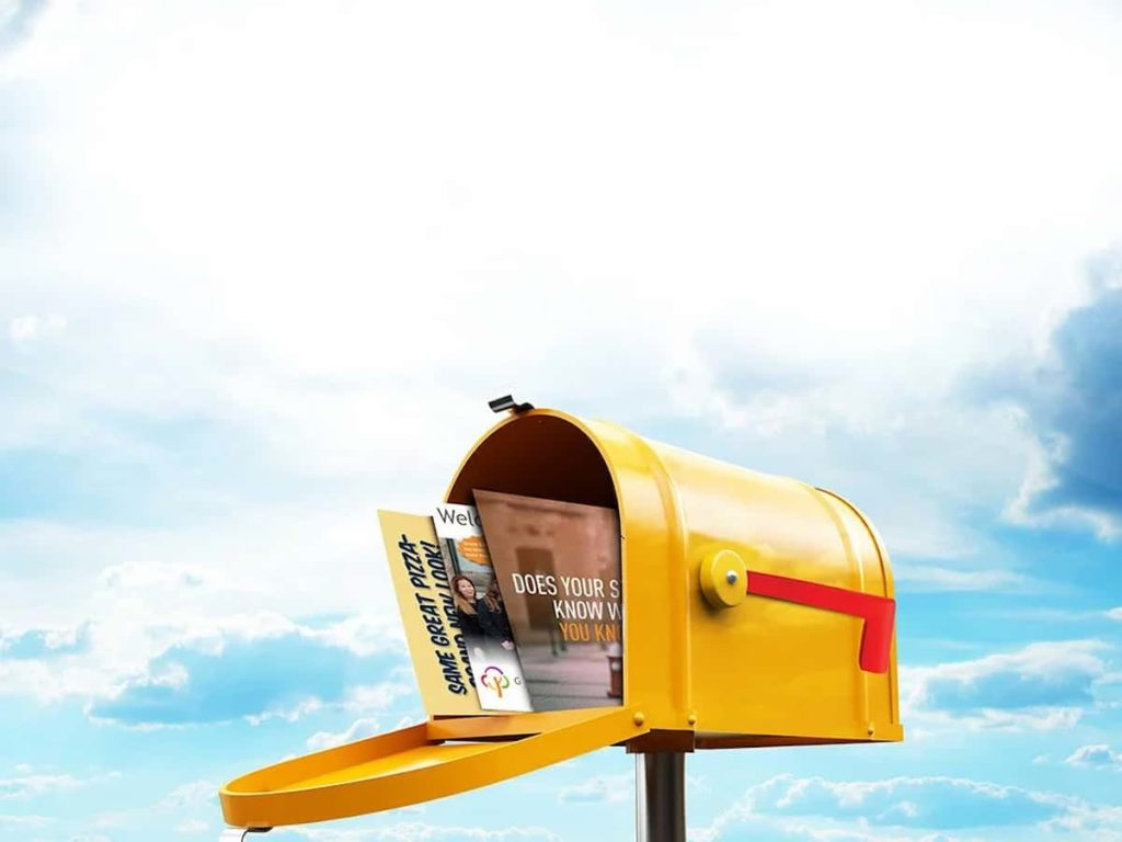 Direct Mail Fliers