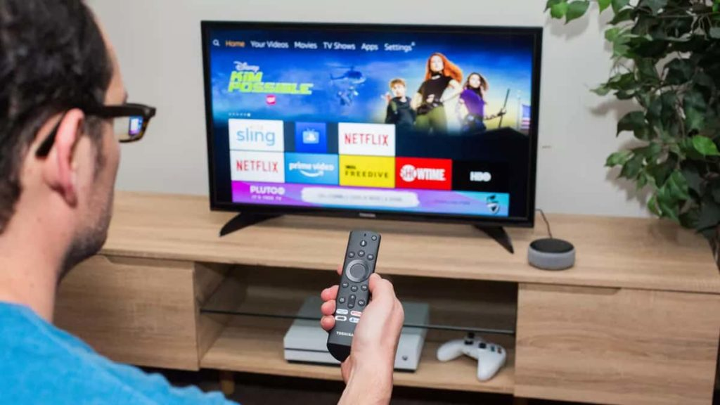 HDTV and smart software