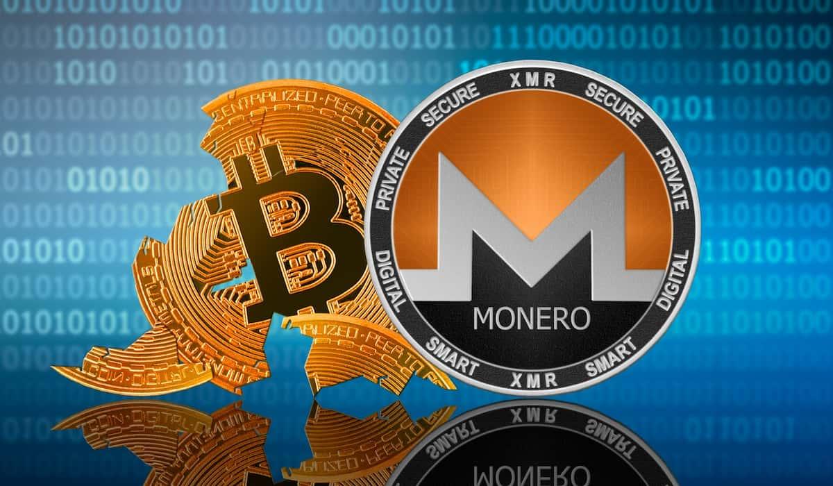 Monero vs. Bitcoin