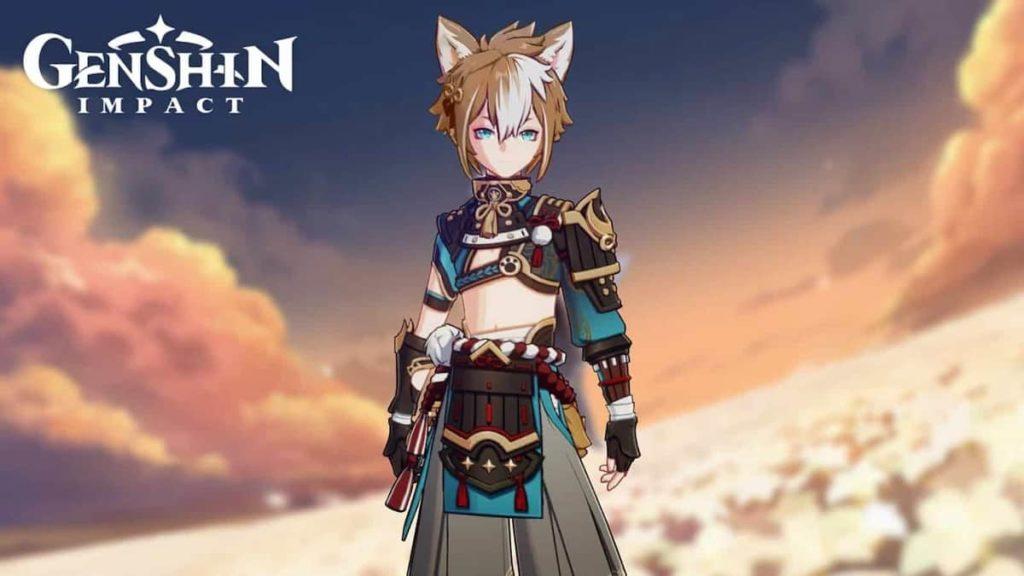Genshin Impact New Characters